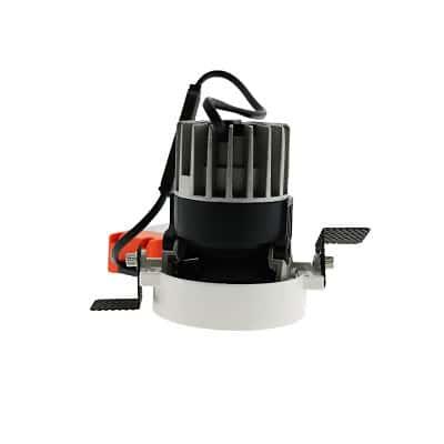 Aro-de-integracion-techo-para-Modulo-LED-Cree-7070-12Wç