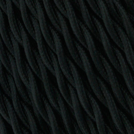 Cable-Textil-Negro-Trenzado