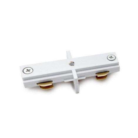 Conector-en-I-Para-Carril-BifásicoBlanco