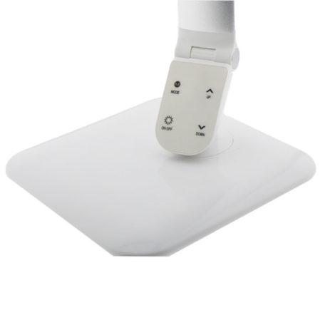 Flexo-LED-Grey-TableLamp-6W-Dimmable-2
