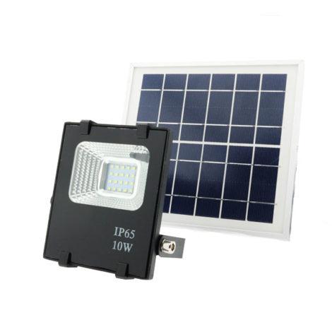 Foco-Proyector-LED-Solar-10W
