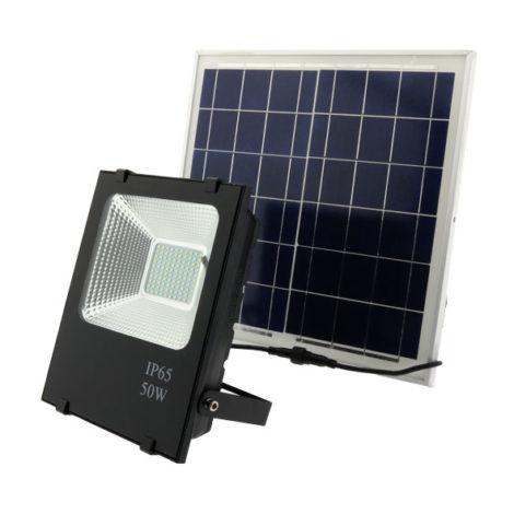 Foco-Proyector-LED-Solar-50W