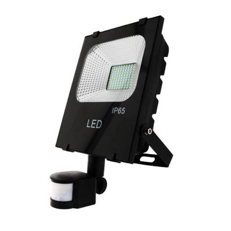 Foco-proyector-LED-ECO-con-detector-50W