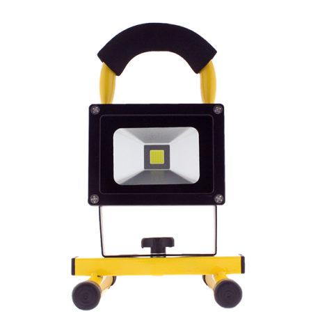 Foco-proyector-LED-portAtil-con-baterIa-10W