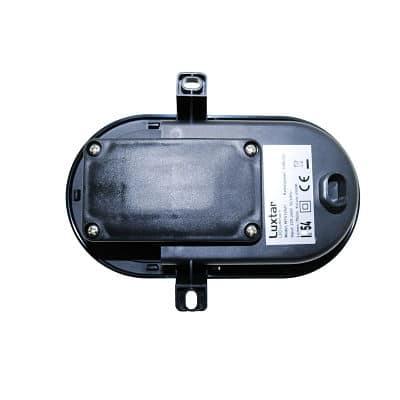 Plafon-LED-Luxtar-Oval-Black-10W-IP542