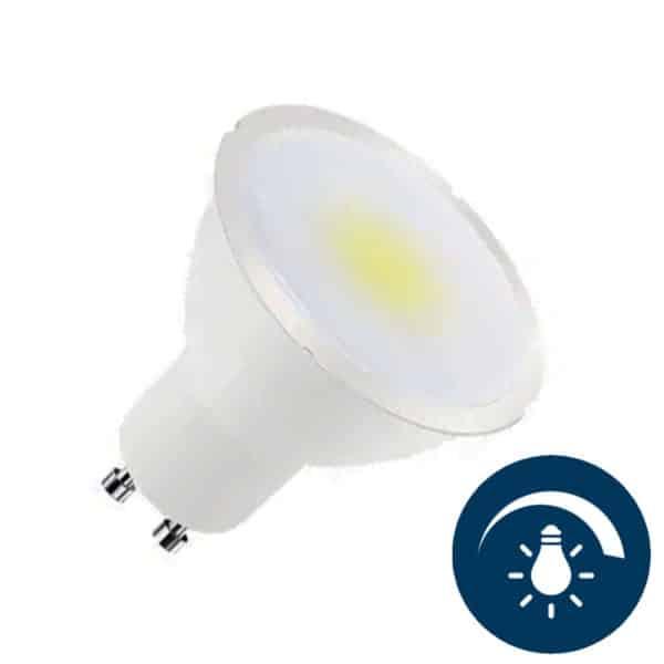 Bombilla LED 7W GU10 100 Regulable