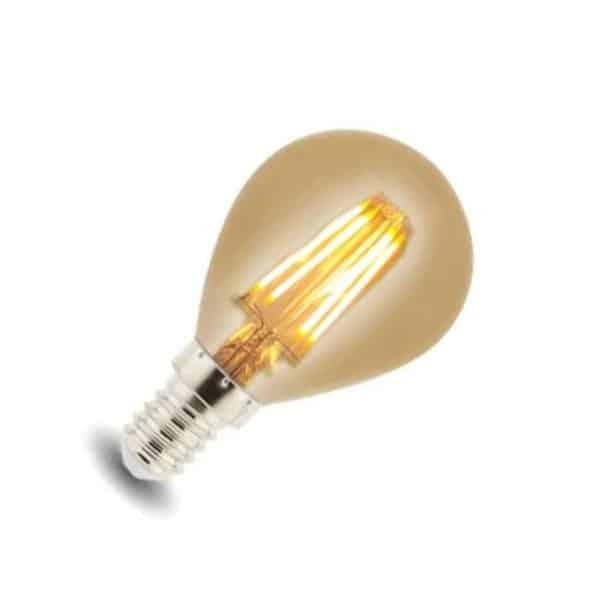 Bombilla LED G45 E14 4W