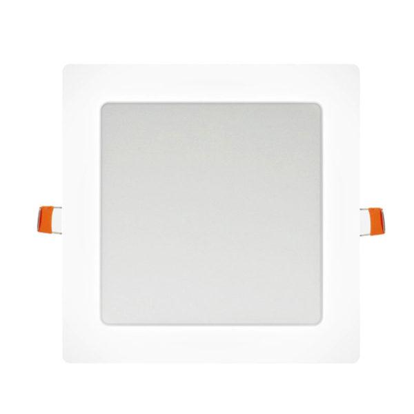 Panal LED cuadrado 20W blanco