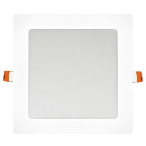 Panel LED downlight cuadrado 25W