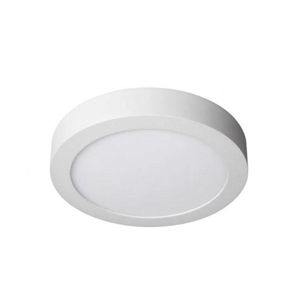 Plafón superficie LED redondo 12W