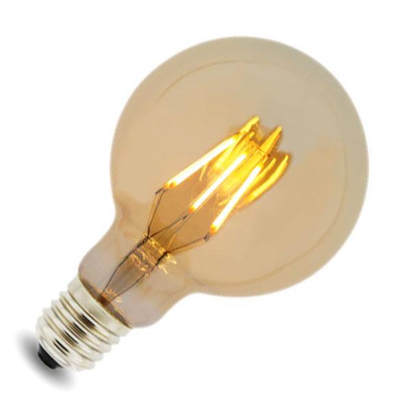 Bombilla LED filamento G95 6W