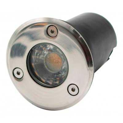 Foco empotrable LED para suelo LED CobBet 3W IP67