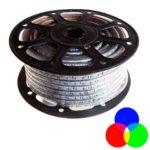 Tira LED 220V RGB rollo 50 metros