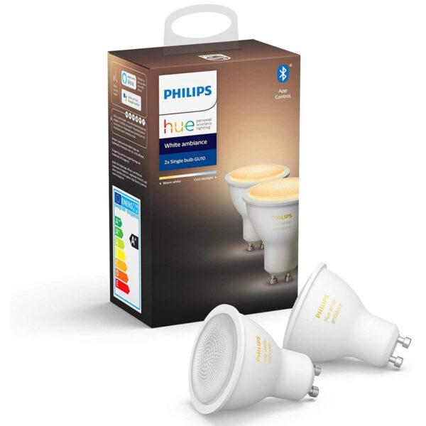 Philips HUE blancos GU10