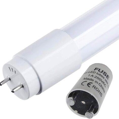 Tubos LED 120cm 18W cálido