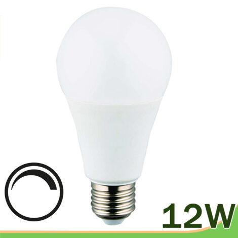 bombilla led 12w e27 standard