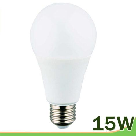 Bombilla led e27 15W standard