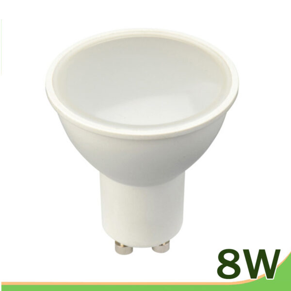 bombilla led 8w gu10