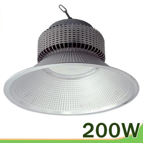 Campana LED 200W UFO