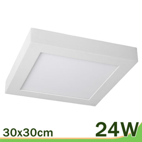 Downlight LED plafón 24W