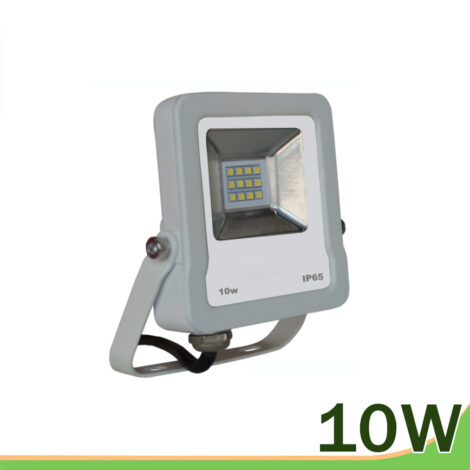 proyector led 10w blanco smd