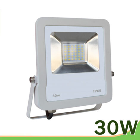 proyector led 30w smd blanco