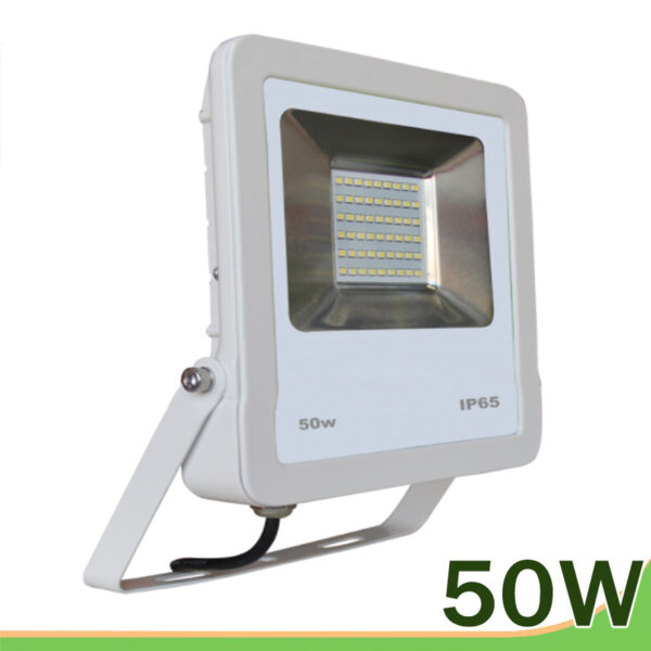 proyector led 50w smd blanco
